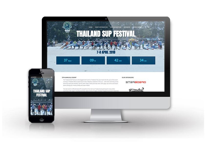 Thailand SUP Festival